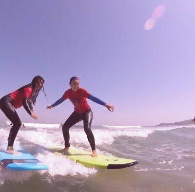 Meron Surf Camp Erwachsene San Vicente de la Barquera Spanien